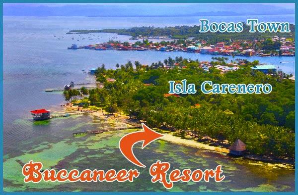how to get here buccaneer hotel